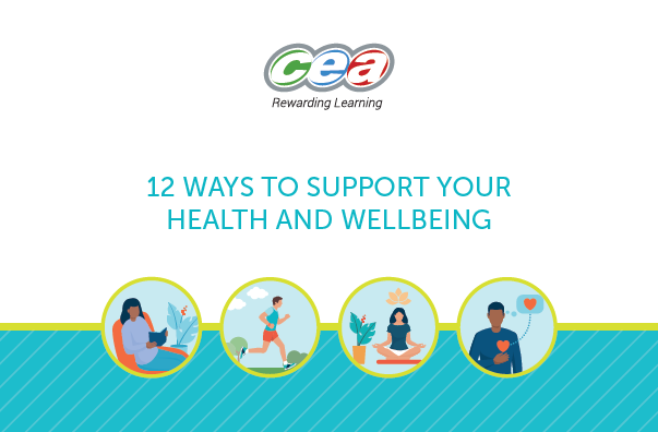 CCEA Launches Student Resource on Health and Wellbeing
