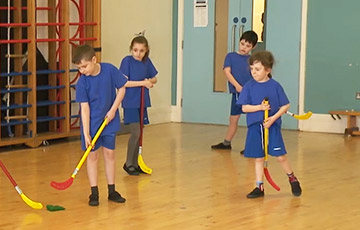 Hockey - advanced Key Stage 2