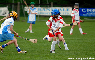 Hurling / Camogie - Advanced Key Stage 2