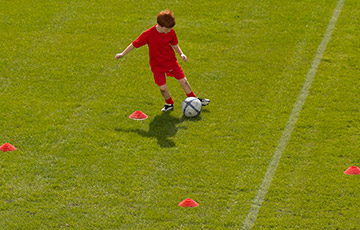 Soccer - intermediate Key Stage 1